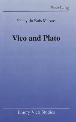 Vico and Plato - Emory Vico Studies 8 (Hardback)