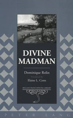 Divine Madman: Reflections on Interpretation and Practice - Belgian Francophone Library 17 (Hardback)