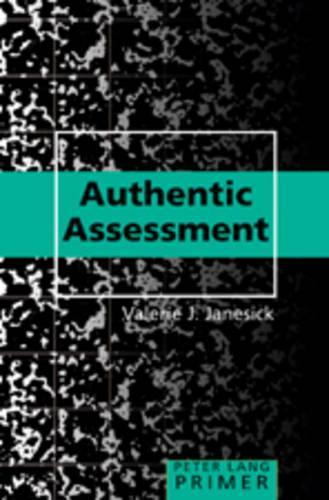 Authentic Assessment Primer (Paperback)