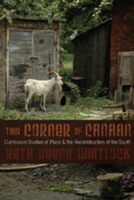 This Corner of Canaan: Curriculum Studies of Place and the Reconstruction of the South - Complicated Conversation: A Book Series of Curriculum Studies 19 (Paperback)