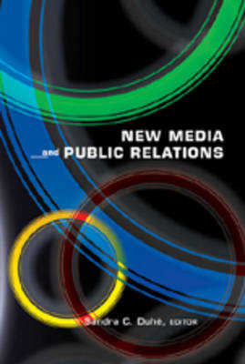 New Media and Public Relations (Paperback)