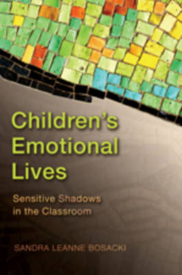 Children's Emotional Lives: Sensitive Shadows in the Classroom (Paperback)