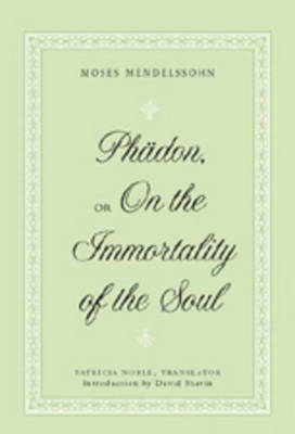 Phaedon, or On the Immortality of the Soul (Paperback)