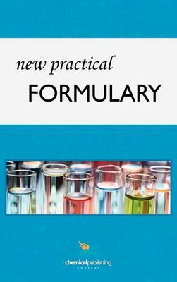New Practical Formulary (Hardback)