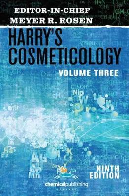 Harry's Cosmeticology: Volume 3 (Hardback)