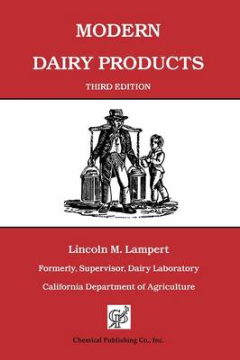 Modern Dairy Products (Paperback)