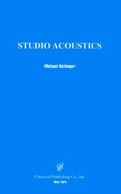 Studio Acoustics (Paperback)