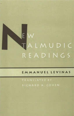 New Talmudic Readings (Hardback)