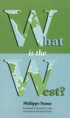 What is the West? (Paperback)