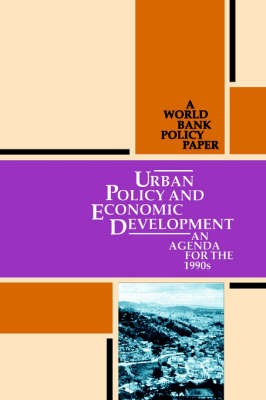 URBAN POLICY & ECONOMIC DEVELOPMENT (Paperback)