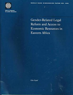 Gender-Related Legal Reform and Access to Economic Resources in Eastern Africa (Paperback)