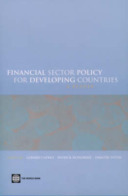 Financial Sector Policy for Developing Countries: A Reader (Paperback)