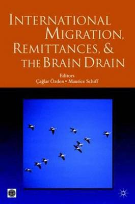 International Migration, Remittances, and the Brain Drain (Paperback)
