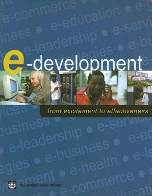 E-development: From Excitement to Effectiveness (Paperback)