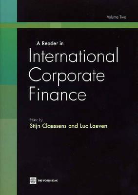 A Reader in International Corporate Finance: v. 2 (Paperback)