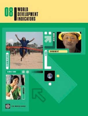 World Development Indicators (CD-ROM)