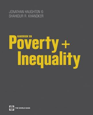 Handbook on Poverty + Inequality (Paperback)