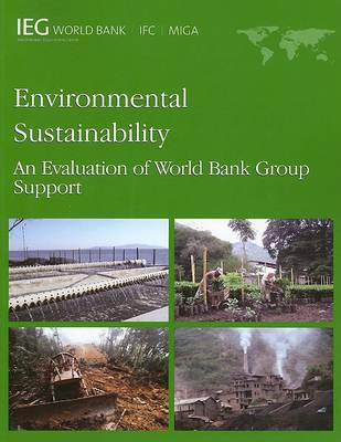 ENVIRONMENTAL SUSTAINABILITY: AN EVALUATION OF WORLD BANK GROUP (Paperback)