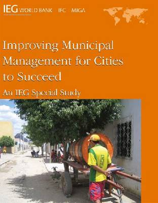 Improving Municipal Management for Cities to Succeed (Paperback)