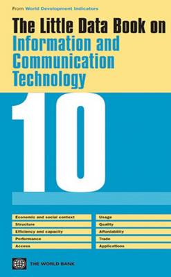 The Little Data Book on Information and Communication Technology 2010: 2010 (Paperback)