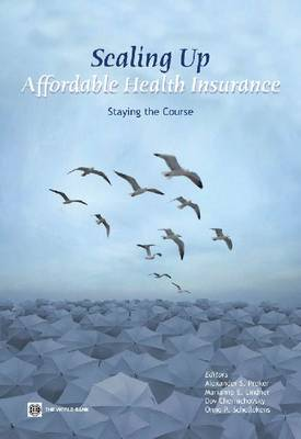 Scaling Up Affordable Health Insurance: Staying the Course (Paperback)