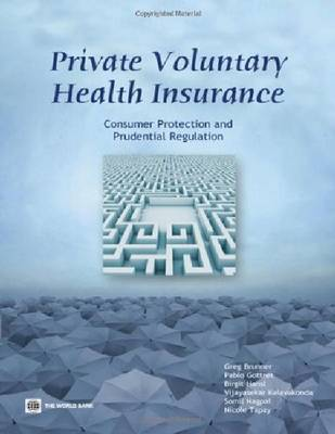 Private Voluntary Health Insurance: Consumer Protection and Prudential Regulation (Paperback)