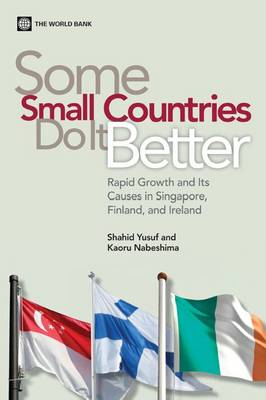 Some Small Countries do it Better: Rapid Growth and its Causes in Singapore, Finland and Ireland (Paperback)