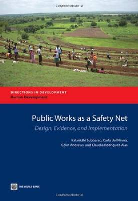 Public Works as a Safety Net: Design, Evidence, and Implementation (Paperback)