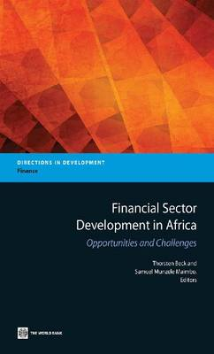 Financial Sector Development in Africa: Opportunities and Challenges (Paperback)