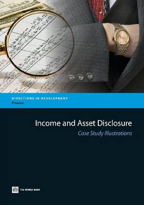 Income and Asset Disclosure: Case Study Illustrations (Paperback)