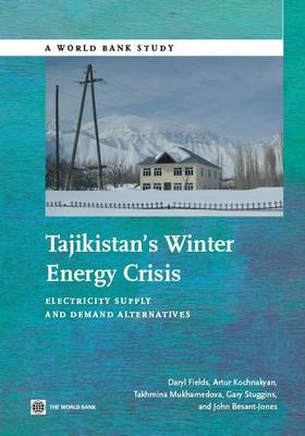Tajikistan's Winter Energy Crisis: Electricity Supply and Demand Alternatives (Paperback)