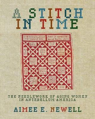 A Stitch in Time: The Needlework of Aging Women in Antebellum America (Paperback)