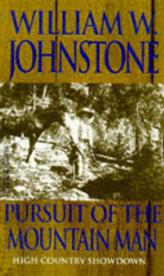 Pursuit of the Mountain Man (Paperback)