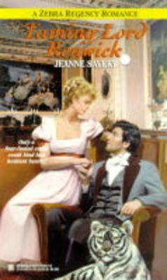 Taming Lord Renwick - Regency Romance S. (Paperback)