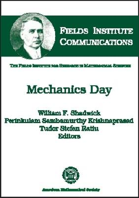Mechanics Day - Fields Institute Communications (Hardback)