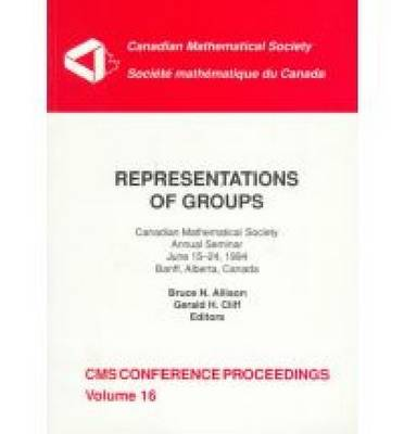 Representations Of Groups (Paperback)