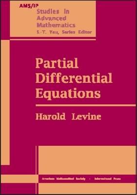 Partial Differential Equations - AMS/IP Studies in Advanced Mathematics (Hardback)