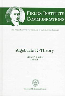 Algebraic K-theory - Fields Institute Communications (Hardback)
