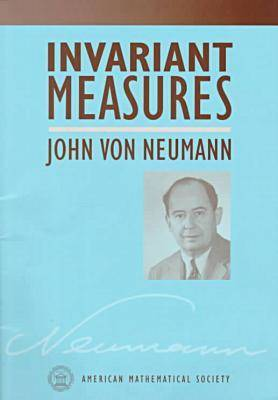Invariant Measures (Paperback)