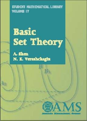 Basic Set Theory - Student Mathematical Library (Paperback)