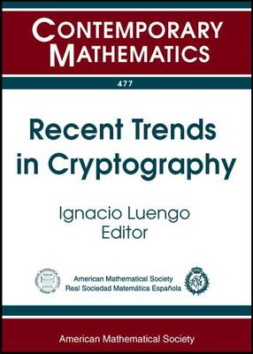 Recent Trends in Cryptography - Contemporary Mathematics (Paperback)