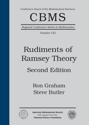 Rudiments of Ramsey Theory - CBMS Regional Conference Series in Mathematics (Paperback)