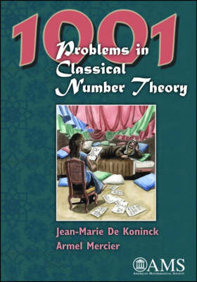 1001 Problems in Classical Number Theory (Hardback)