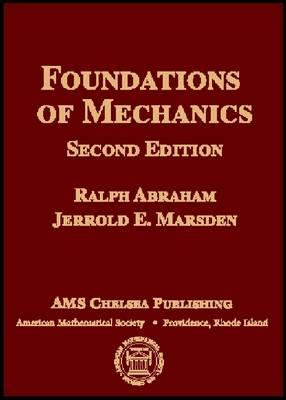 Foundations of Mechanics - AMS Chelsea Publishing (Hardback)