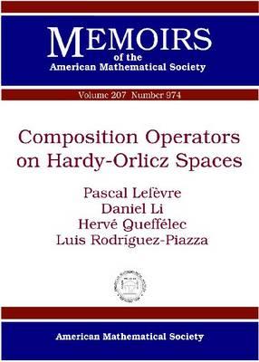 Composition Operators on Hardy-Morosov Theorem (Paperback)