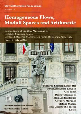 Homogeneous Flows, Moduli Spaces and Arithmetic (Paperback)
