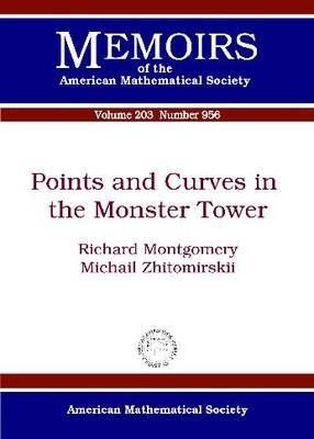 Points and Curves in the Monster Tower (Paperback)