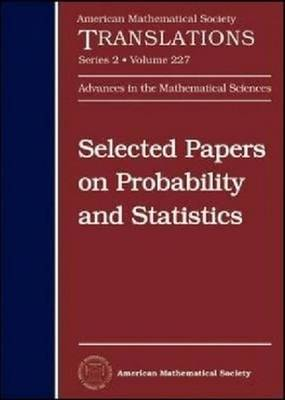 Selected Papers on Probability and Statistics - American Mathematical Society Translations (Hardback)