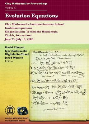 Evolution Equations - Clay Mathematics Proceedings (Paperback)