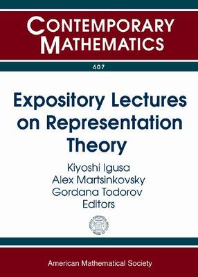 Expository Lectures on Representation Theory - Contemporary Mathematics (Paperback)